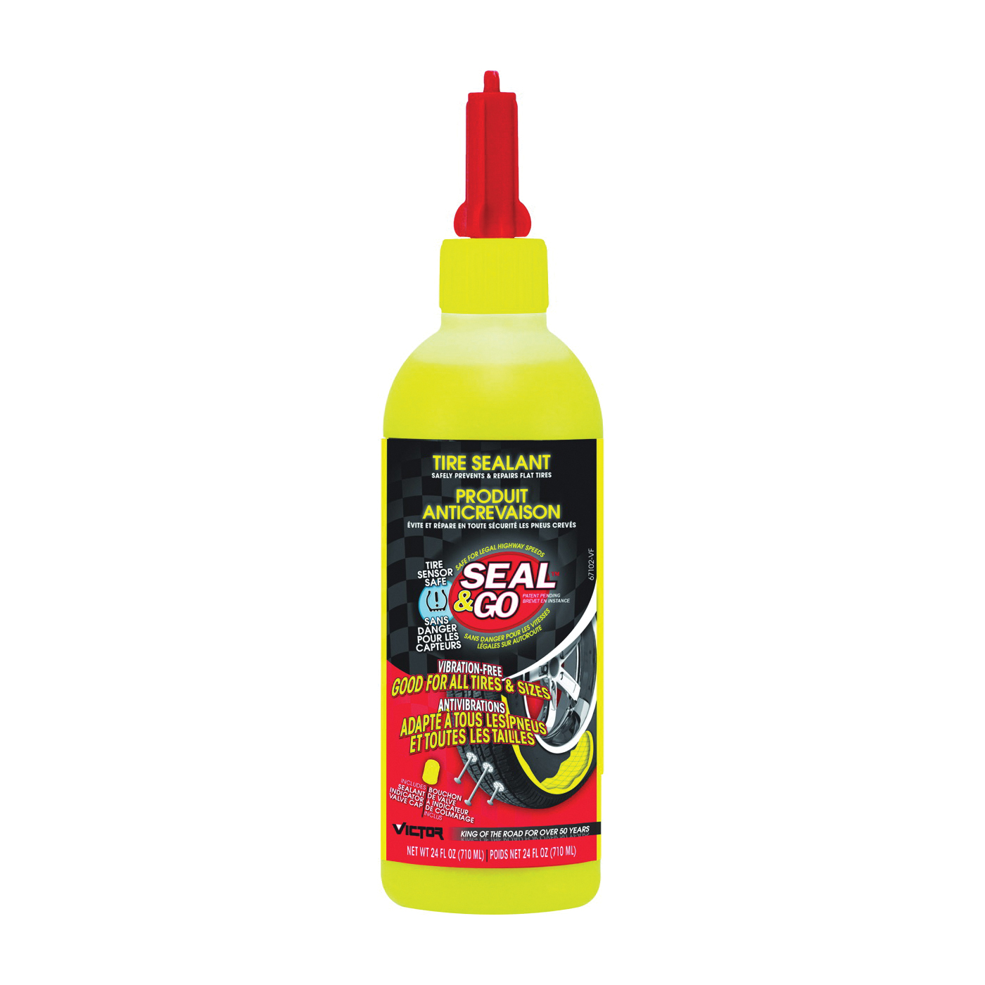 Picture of GENUINE VICTOR 67102-VF Tire Sealant, 24 oz Package