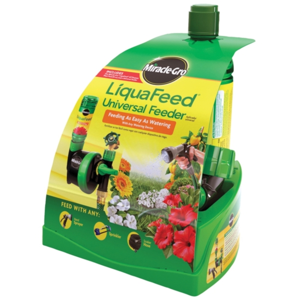 Picture of Miracle-Gro 101910 Feeder Starter Kit, 16 oz Package