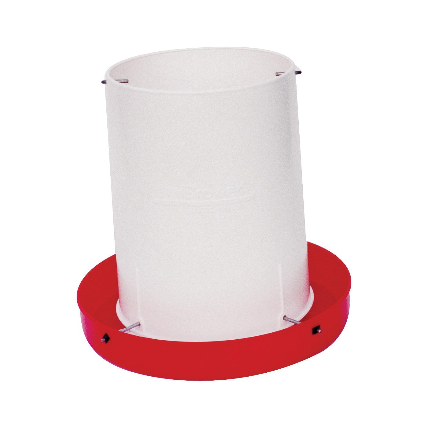 Picture of FORTEX-FORTIFLEX HF15 Hanging Feeder, 16 lb Capacity, Polyethylene