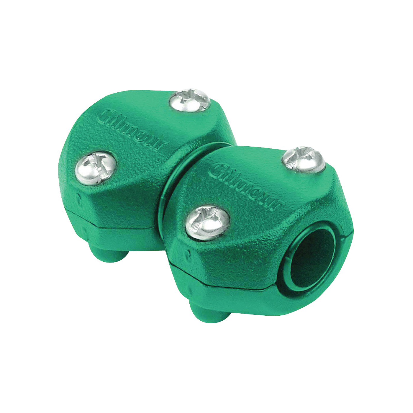 Picture of Gilmour 805044-1001 Hose Mender, 1/2 in, Polymer, Green