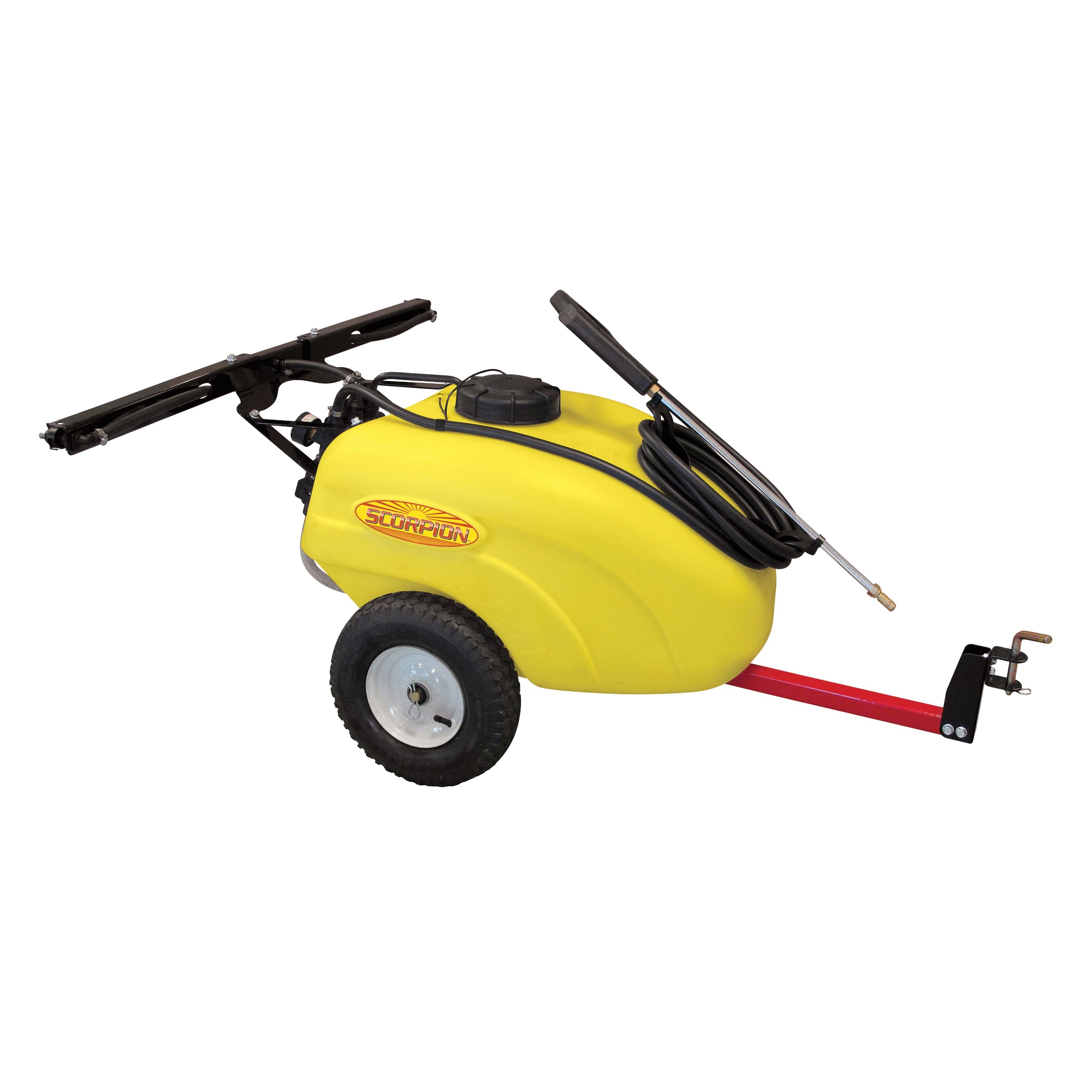 Picture of AG SOUTH Gold SC-20-TRL Tow-Behind Sprayer, 20 gal Capacity