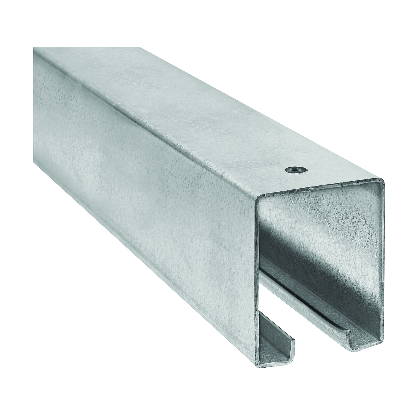 Picture of National Hardware N105-676 Box Rail, Steel, Galvanized, 1-57/64 in W, 2-13/32 in H, 6 ft L