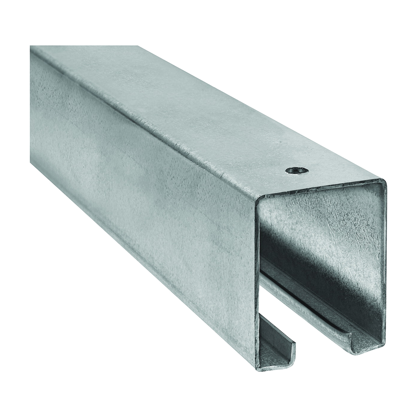 Picture of National Hardware N105-528 Box Rail, Steel, Galvanized, 1-57/64 in W, 2-13/32 in H, 20 ft L