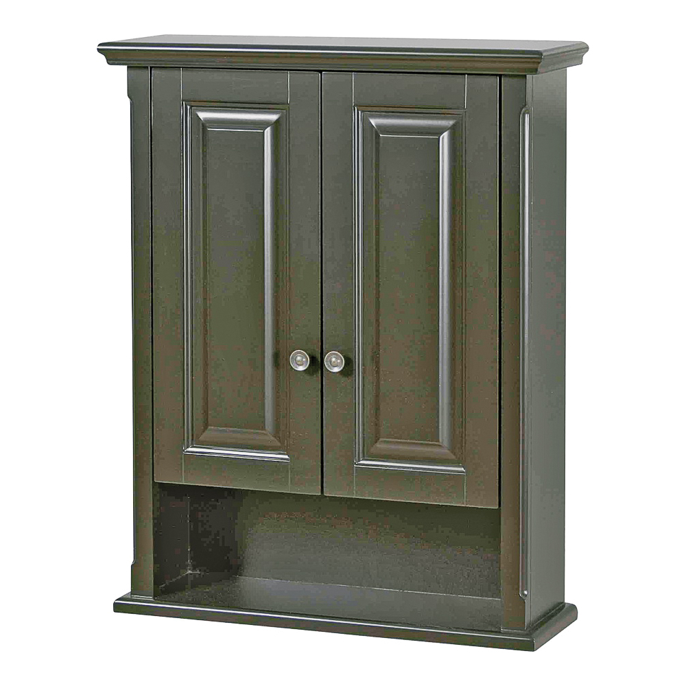Picture of Foremost Palermo PAEW2229 Wall Cabinet, 27.5 lb, 2-Door, 2-Shelf, Wood