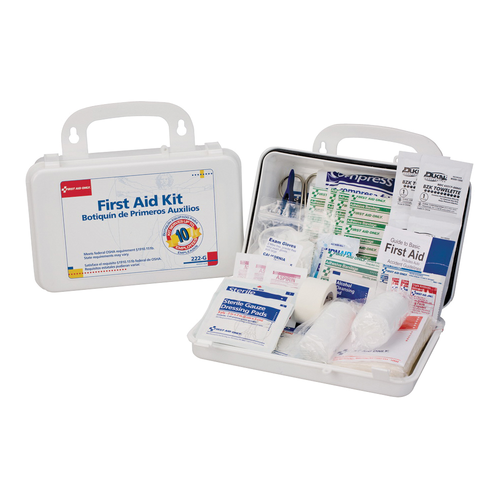 Picture of FIRST AID ONLY 222-G First Aid Kit, 63 -Piece