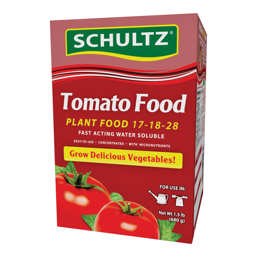 Picture of Schultz SPF70370 Vegetable Fertilizer, Powder, 1.5 lb Package