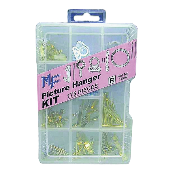 Picture of MIDWEST FASTENER 14992 Picture Hanger Kit, 175