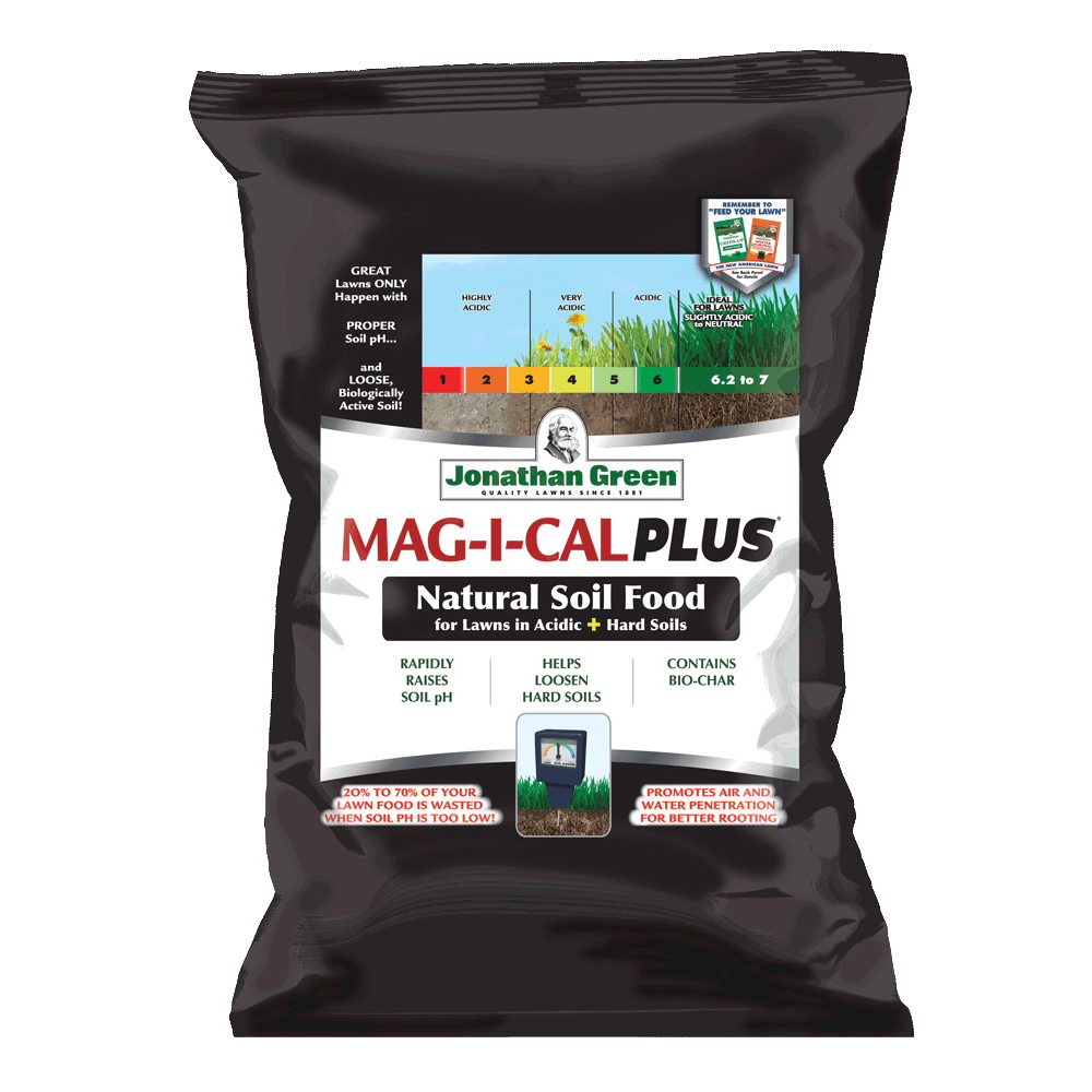 Picture of Jonathan Green MAG-I-CAL PLUS 11354 Natural Soil Food, Granules, 18 lb Package, Bag