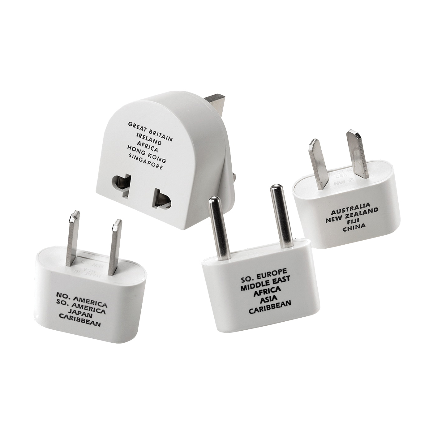 Picture of CONAIR Travel Smart M500ENR/M500E Adapter Plug Set
