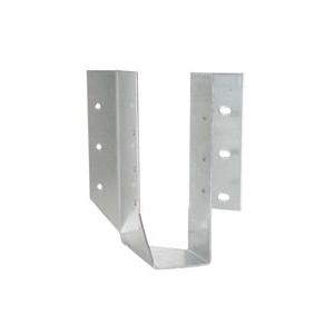 Picture of MiTek SKH26R-TZ Skewed Joist Hanger, 5-1/4 in H, 1-7/8 in D, 1-9/16 in W, 2 in x 6 to 8 in, Steel, Zinc
