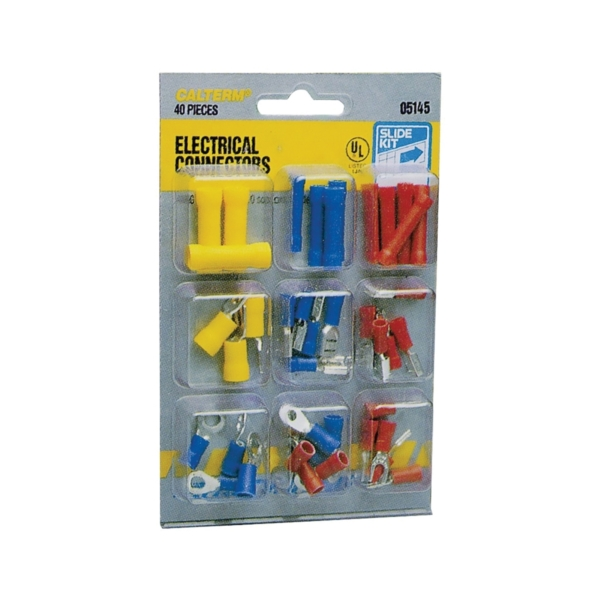 Picture of CALTERM 05145 Terminal Kit, 22 to 10 AWG Wire