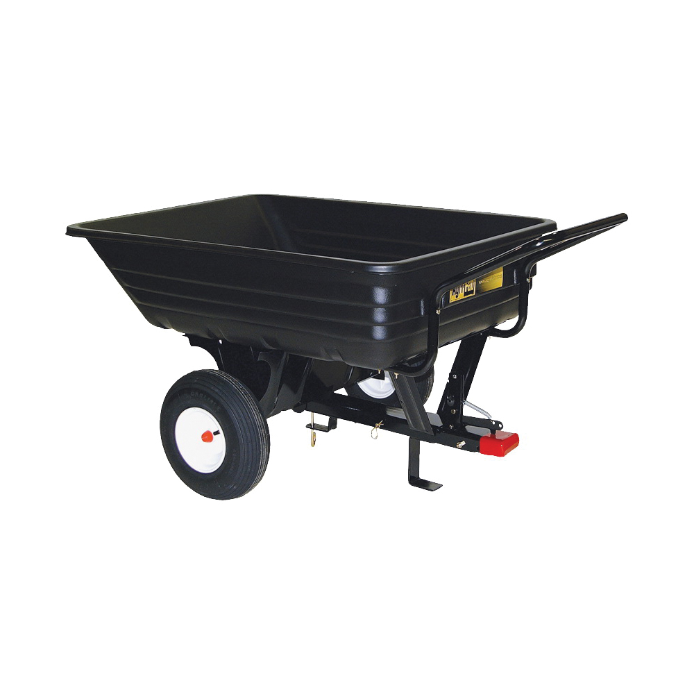 Picture of AGRI-FAB 45-0345 Convertible Cart, 350 lb, 41 in L x 11 in W x 30-1/2 in H Deck, 4 -Wheel, 13 in Wheel