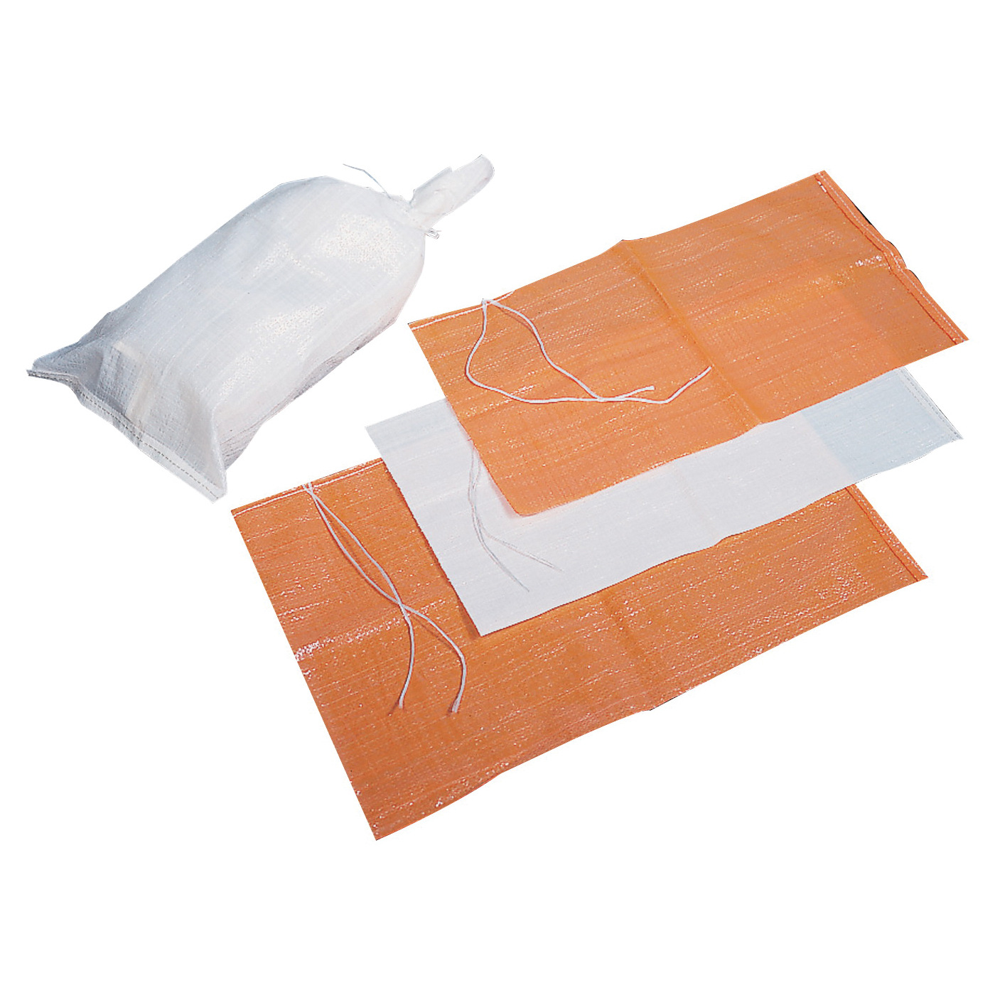 Picture of MUTUAL INDUSTRIES 14981-10-14 Fill Sand Bag, Woven Polypropylene