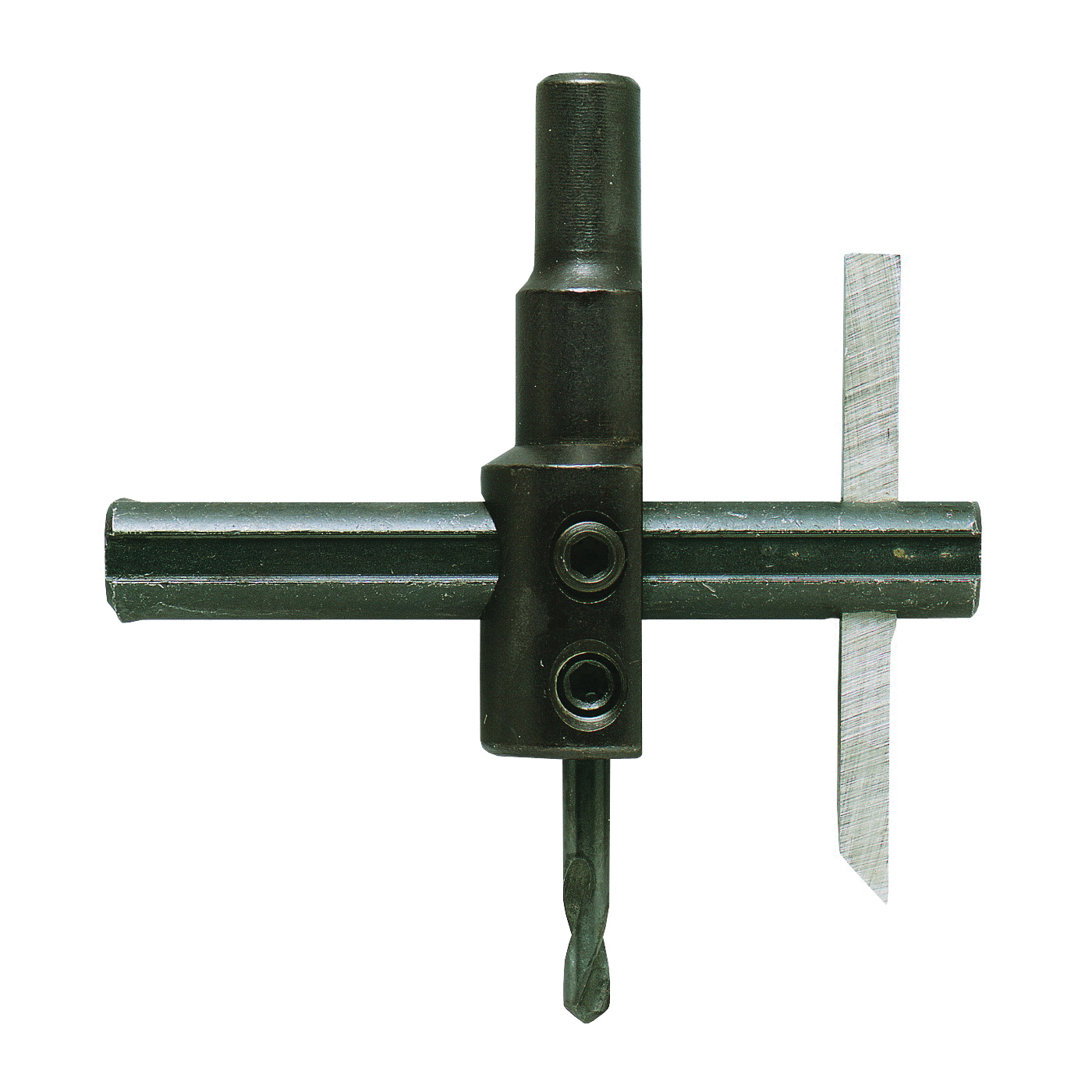 Picture of GENERAL 4 Circle Cutter, 7/8 to 4 in Dia Cutting, Steel