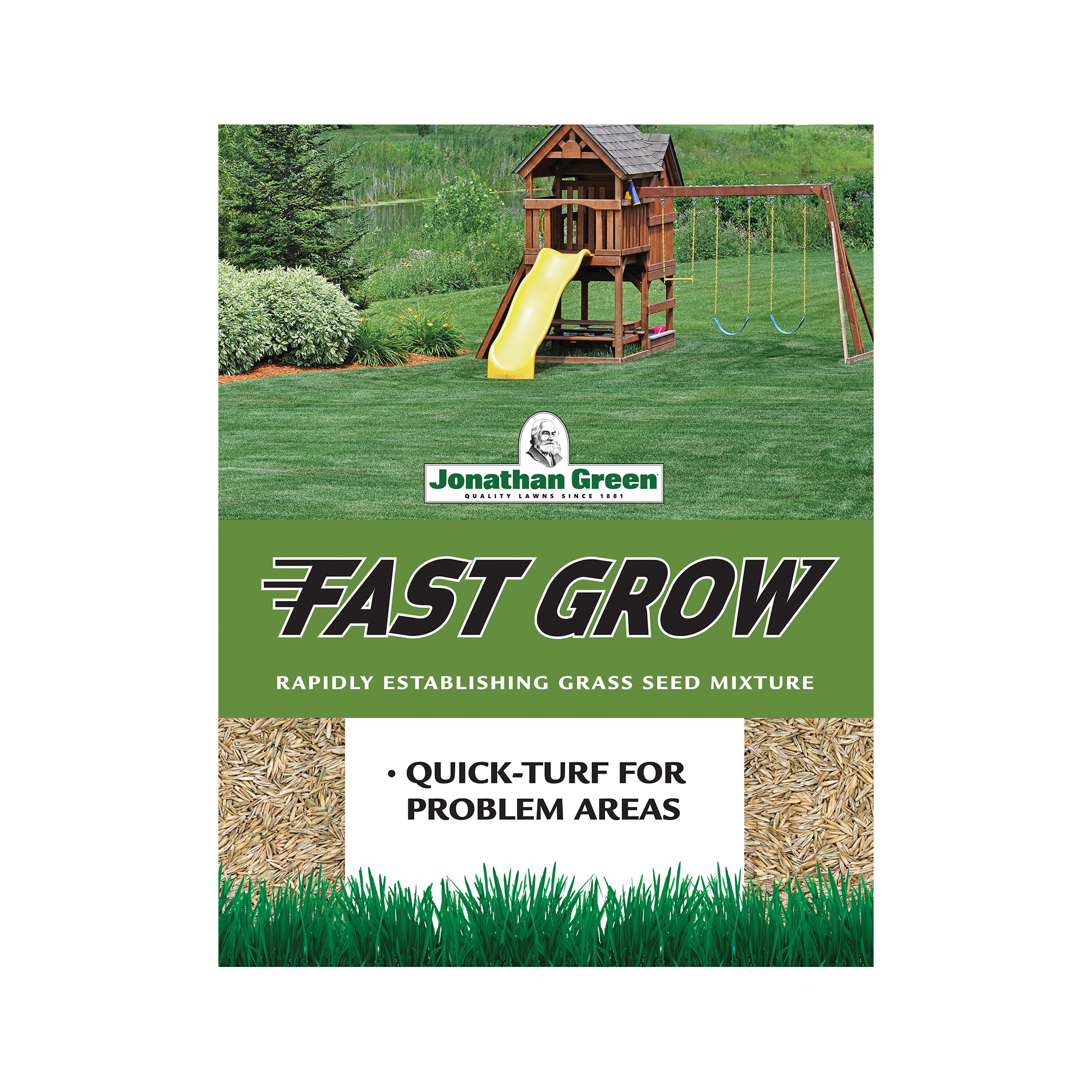 Picture of Jonathan Green 10830 Grass Seed, 15 lb Package, Bag