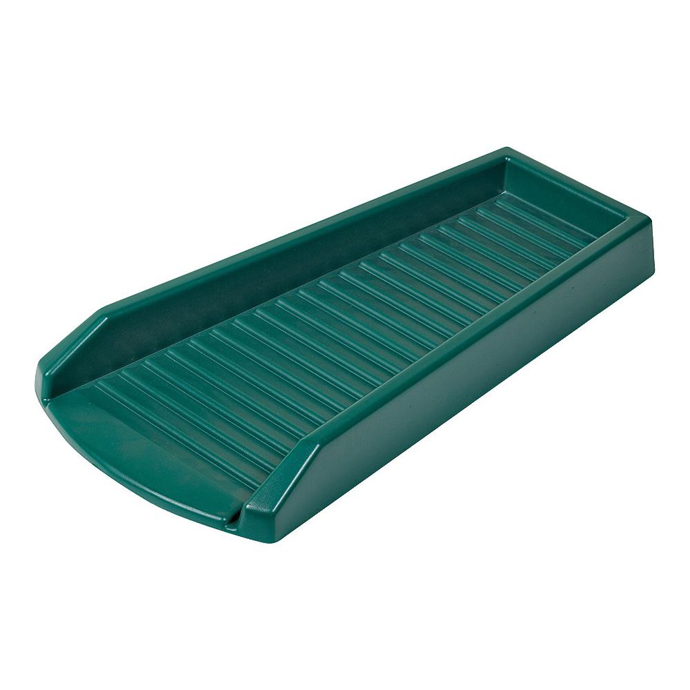 Picture of Amerimax 3002-12 Splash Block, 24 in L, 11-1/2 in W, Polypropylene, Green