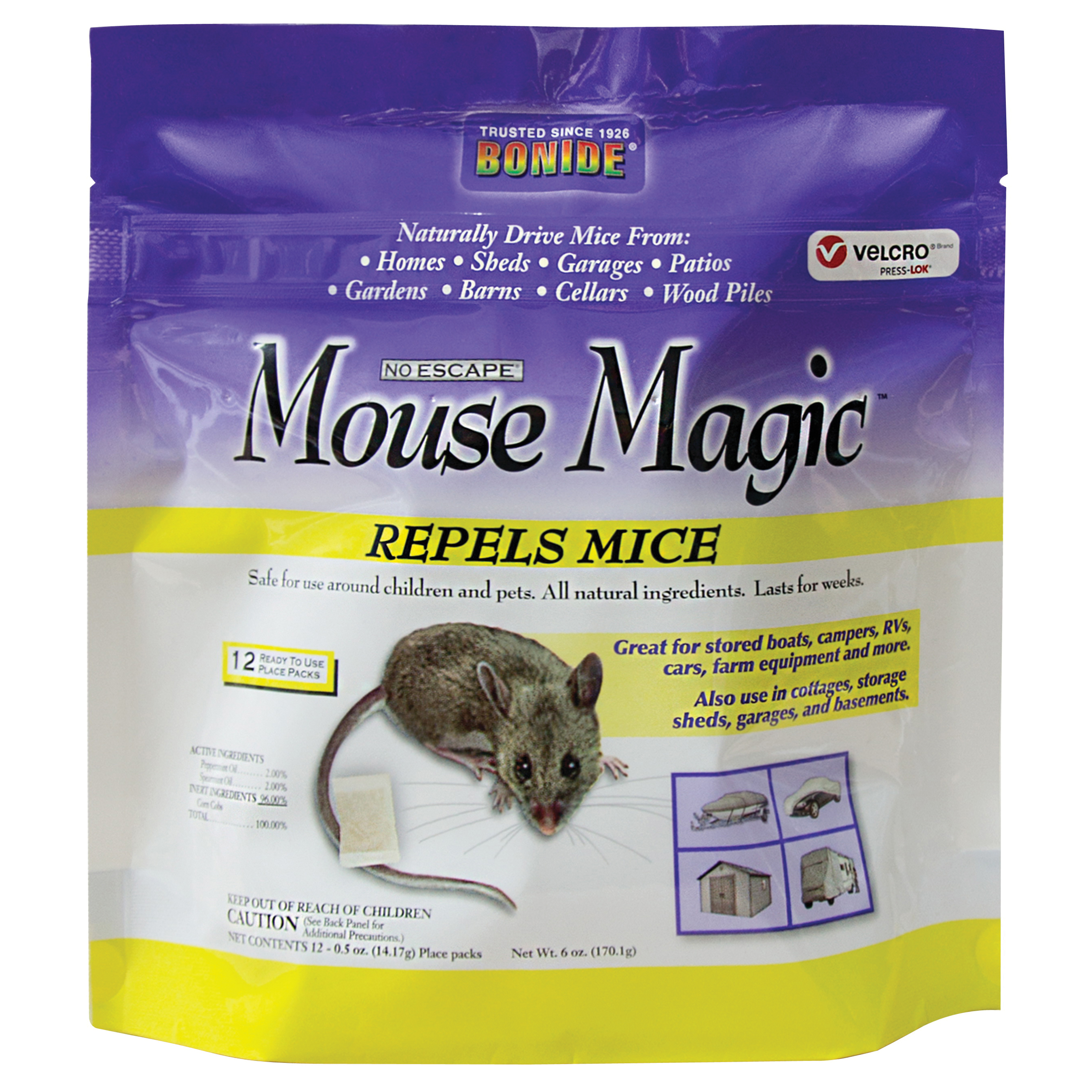 Picture of Bonide 866 Mouse Repellent