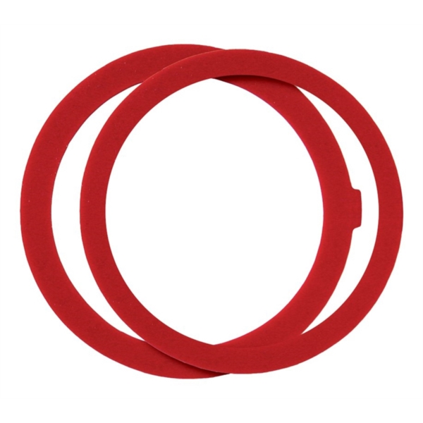 Picture of Korky 435BP Valve Seal Kit, Chlorazone Rubber, Red