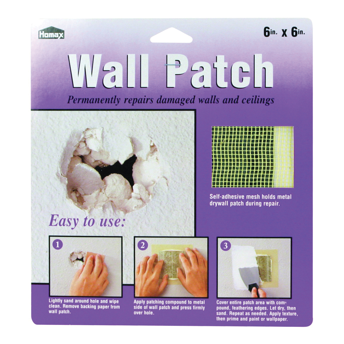 Picture of Homax 5506 Wall Patch