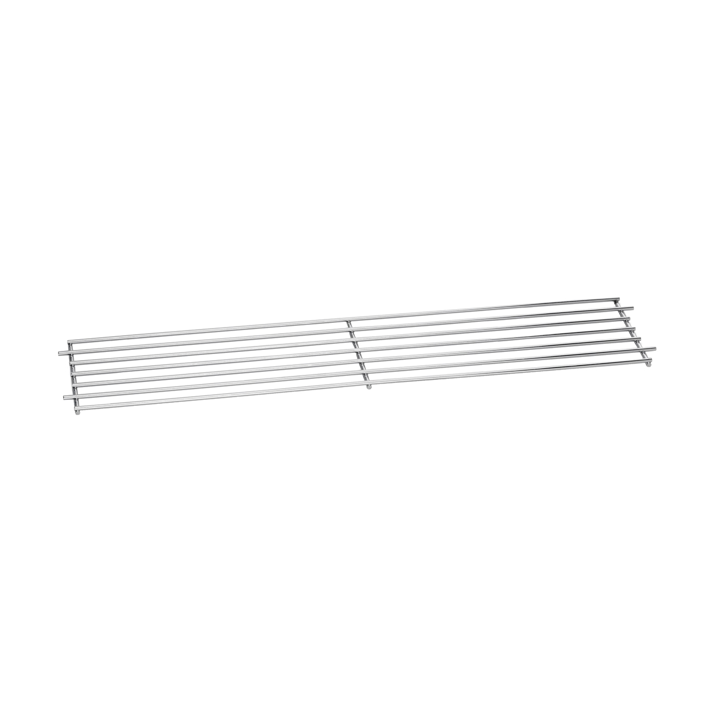Picture of Weber 7513 Warming Rack, 24.9 in L, 4.7 in W, Steel, Chrome