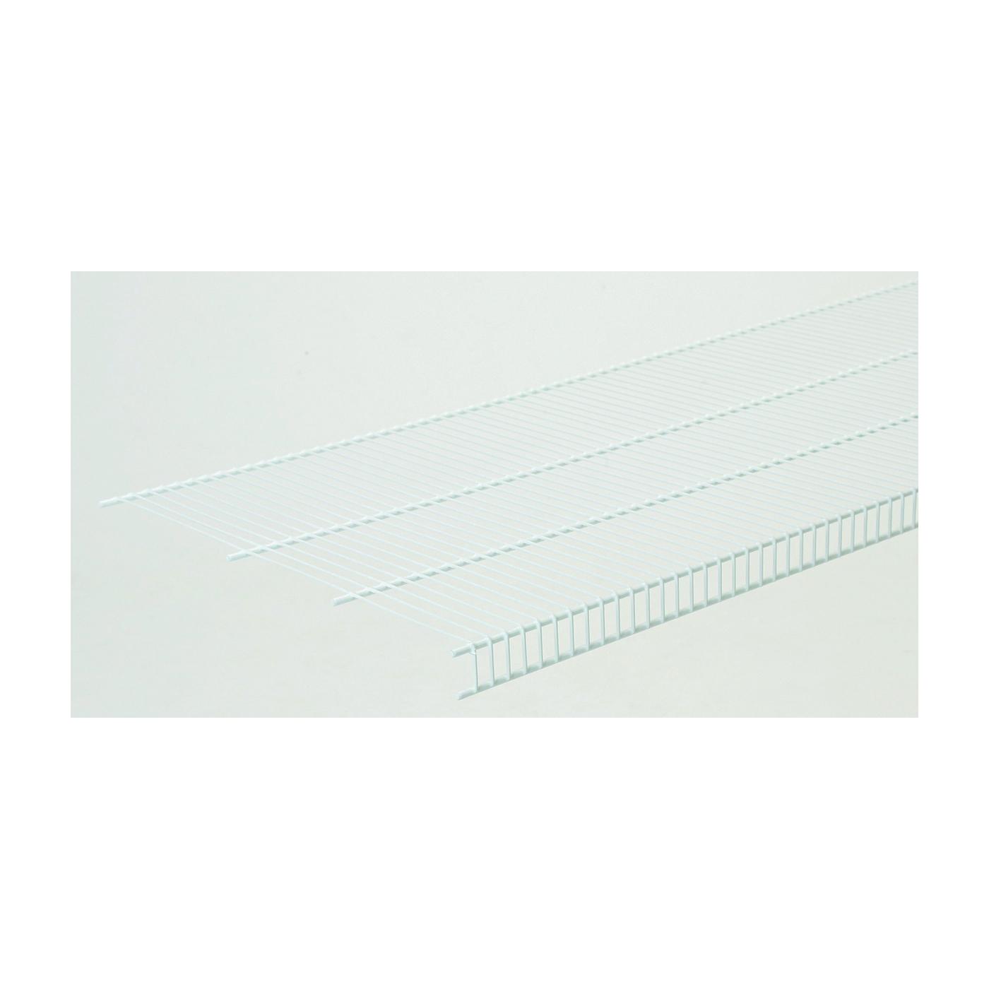 Picture of ClosetMaid 37403 Wire Shelf, 130 lb, 20 in L, 144 in W, Steel, White