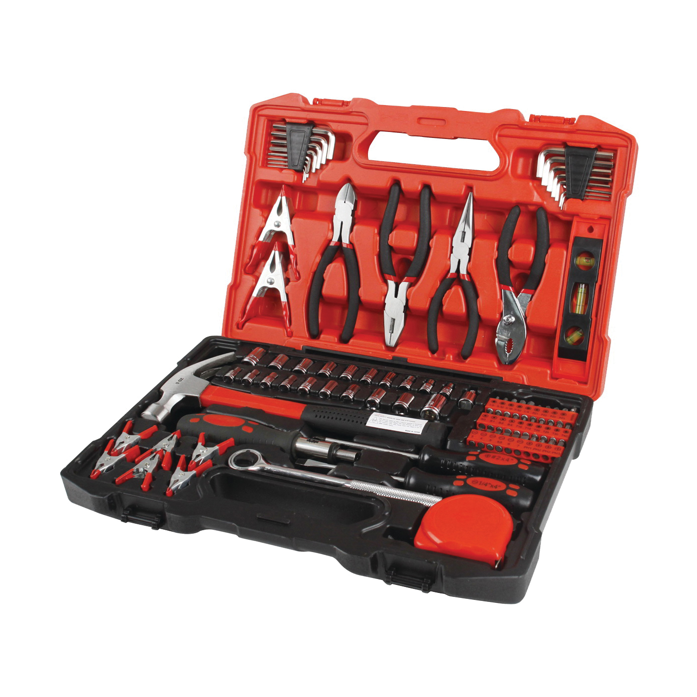 Picture of iWORK 80-789 Tool Set, 90 -Piece, Steel