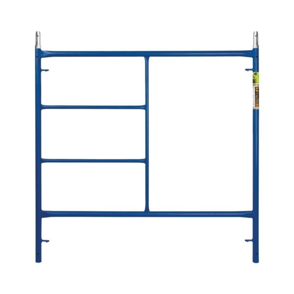 Picture of METALTECH M-MF6060PS-A Scaffold Frame, Standard, Steel, Blue, Powder-Coated