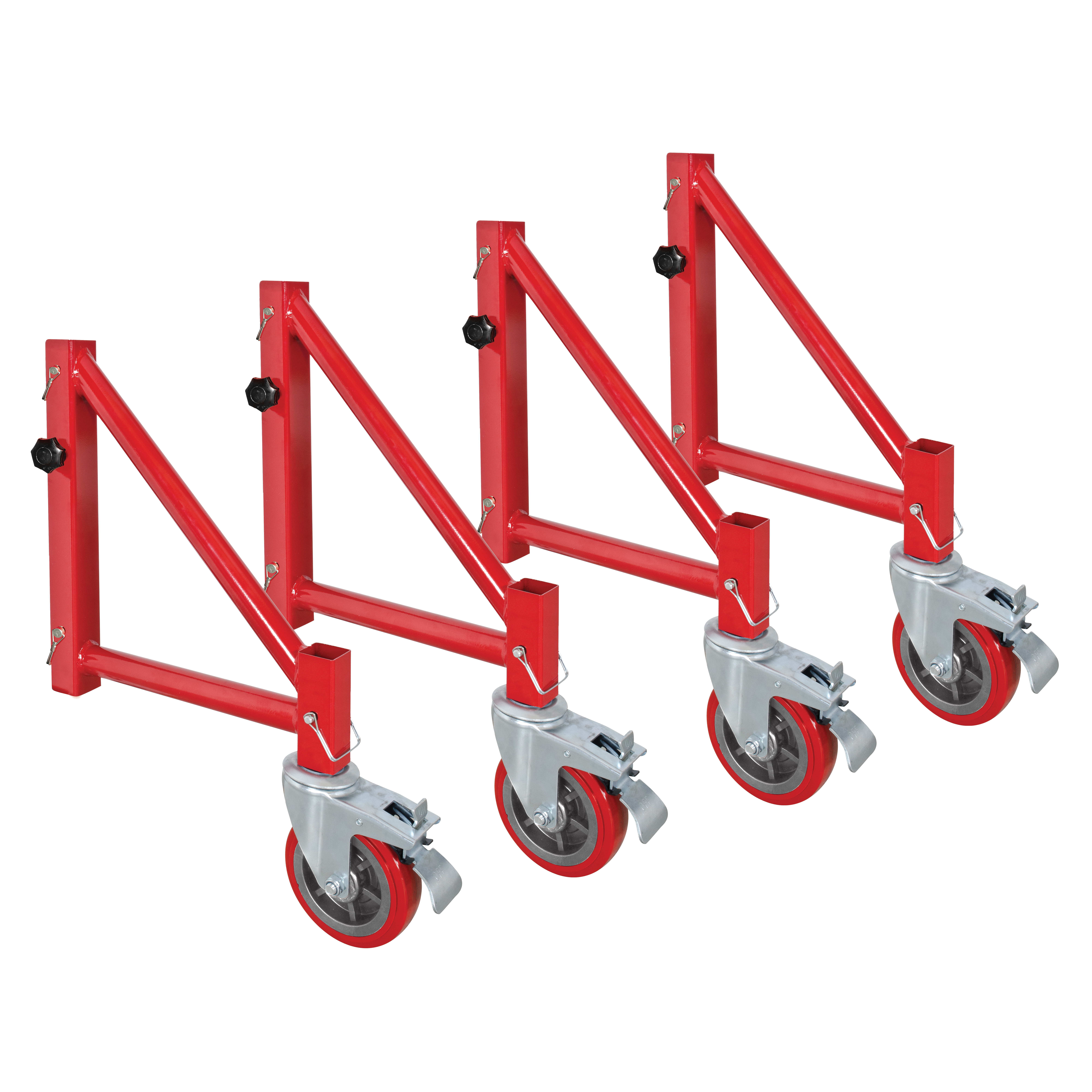 Picture of METALTECH I-BMSO4 Outrigger Set, Plastic/Steel, Red Enamel