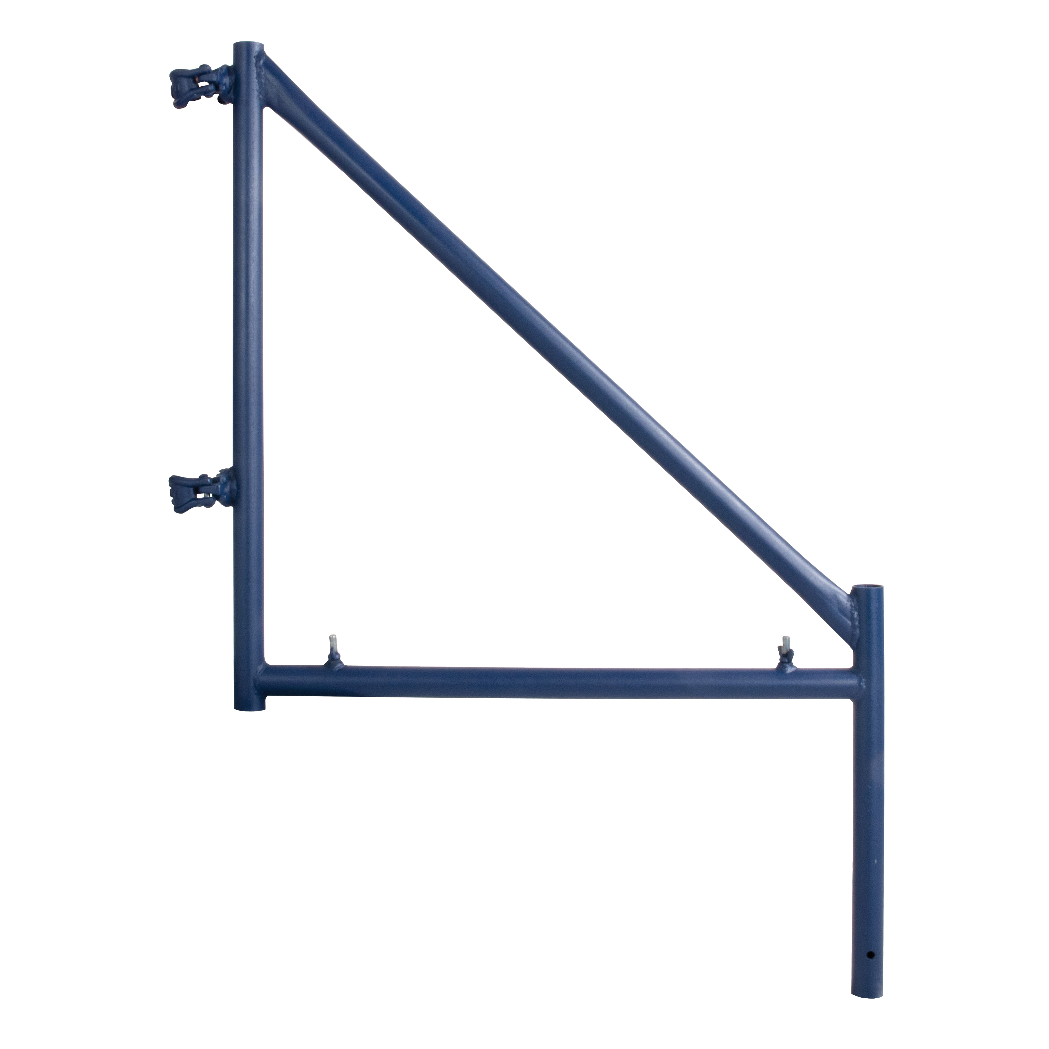 Picture of METALTECH M-MO32 Scaffold Outrigger, Steel, Blue, Powder-Coated