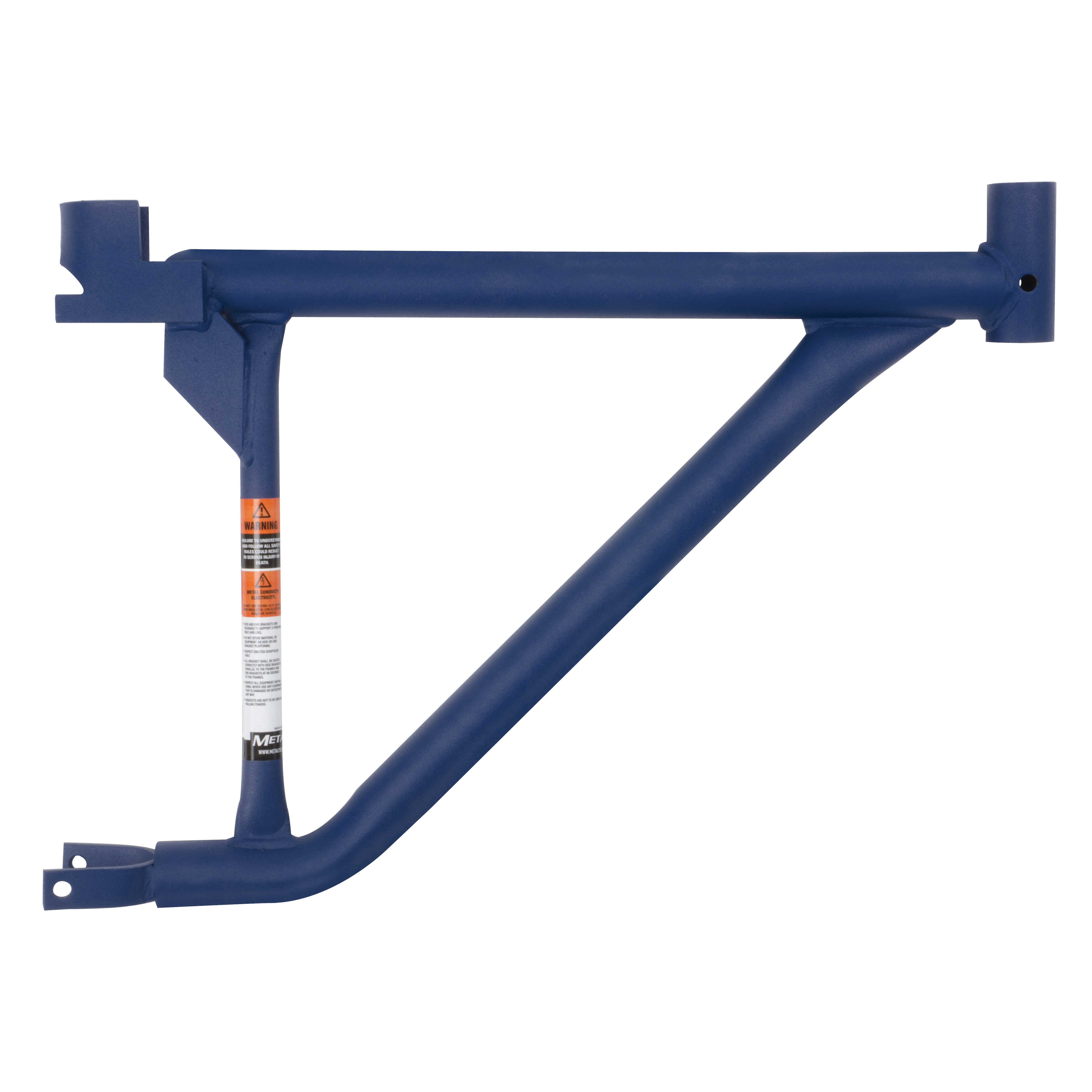 Picture of METALTECH M-MS20 Bracket Side, Powder-Coated