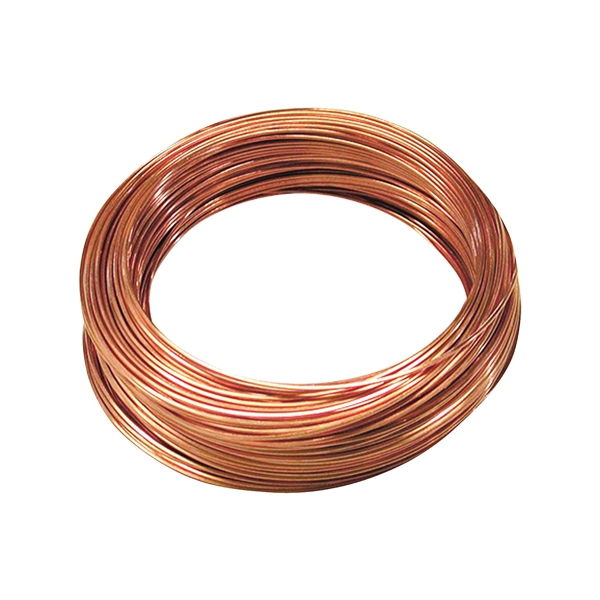 Picture of HILLMAN 50163 Utility Wire, 75 ft L, 22 Gauge, Copper