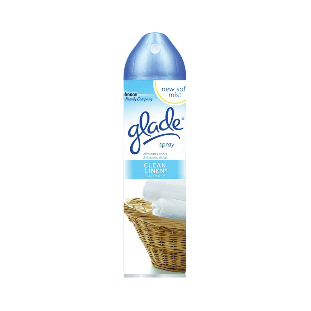 Picture of Glade 73332 Air Freshener, 9 oz Package, Can
