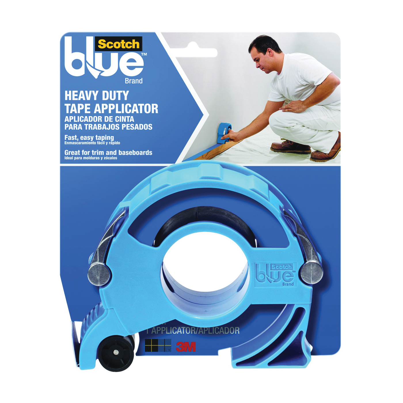 Picture of ScotchBlue TA-20 Tape Applicator, 2 in Max Tape W, Metal Blade