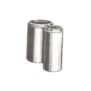 Picture of SELKIRK 208009 Chimney Pipe, 10 in OD, 9 in L, Stainless Steel