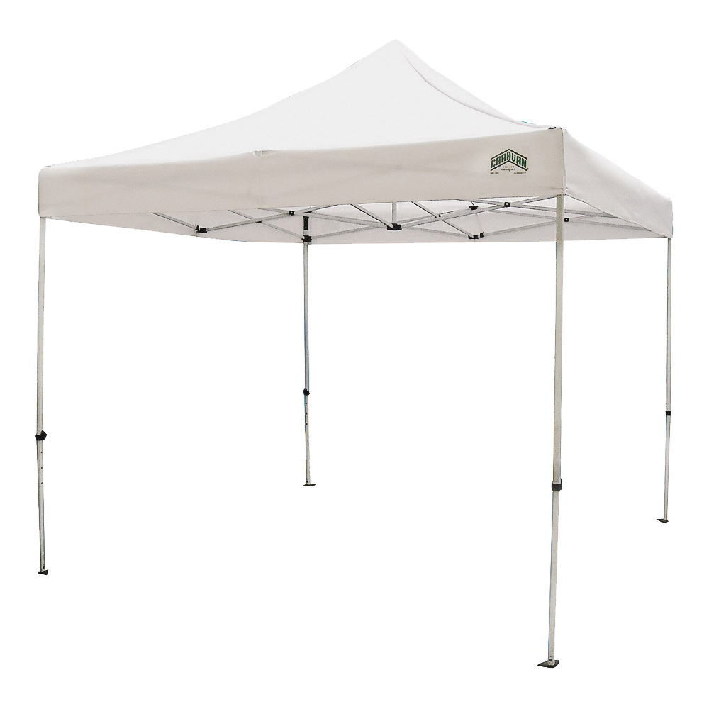 Picture of Seasonal Trends 21006906011 Titan Canopy, 10 ft L, 10 ft W, 11.2 in H, Steel Frame, Polyester Canopy, Navy Canopy