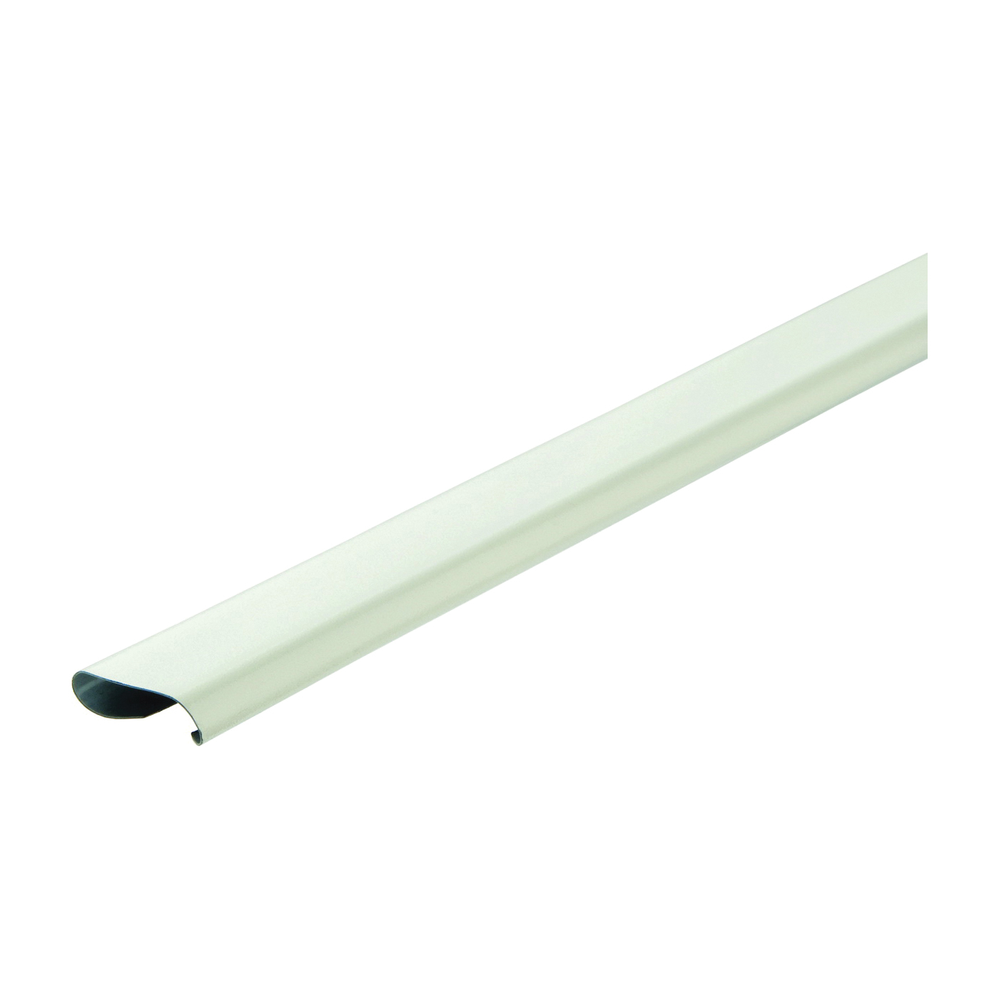 Picture of Kenney KN549 Curtain Rod Extender, 27 in L, White