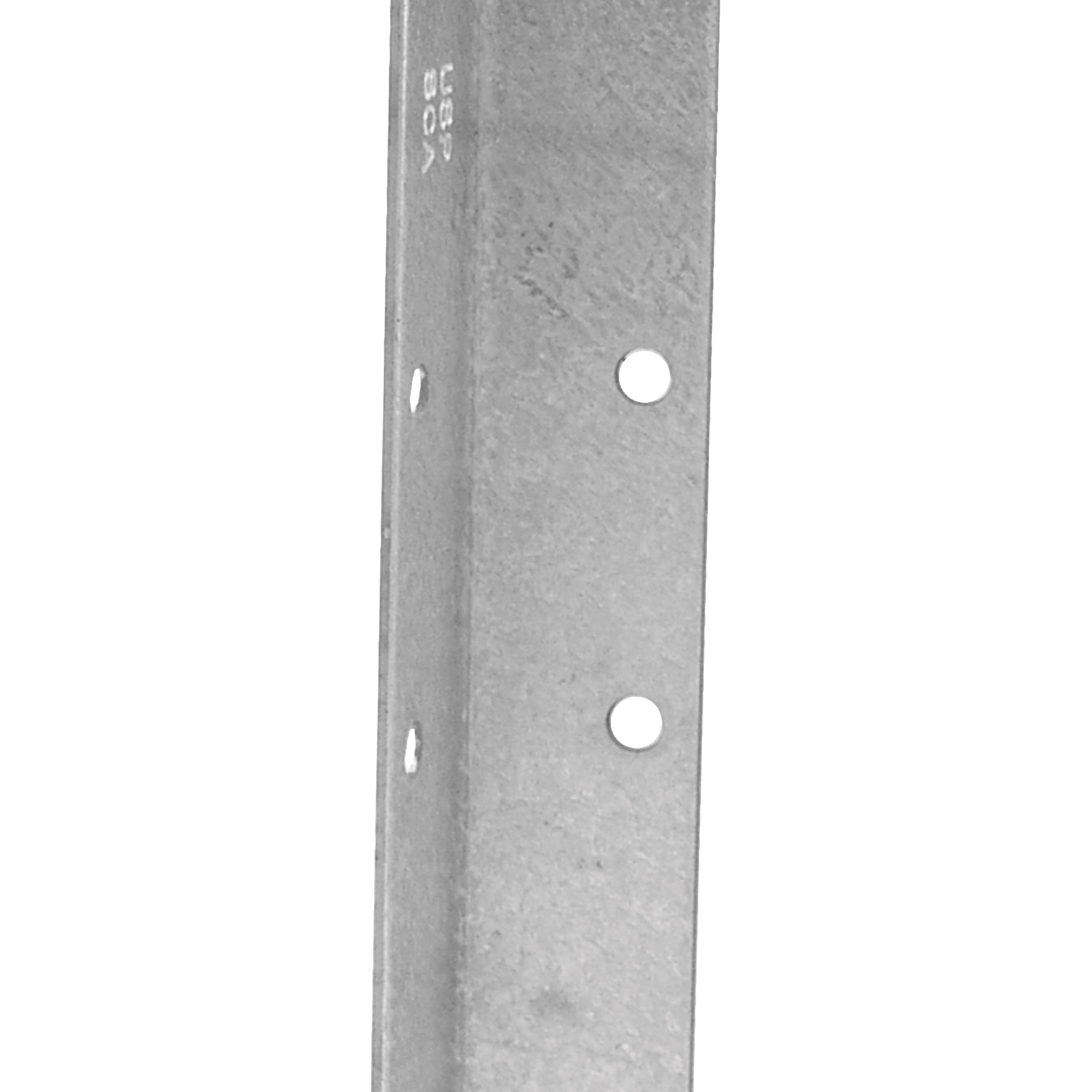 Picture of MiTek SCA10-TZ Stair Angle, 10 in W, 1-3/8 in D, Steel, Galvanized