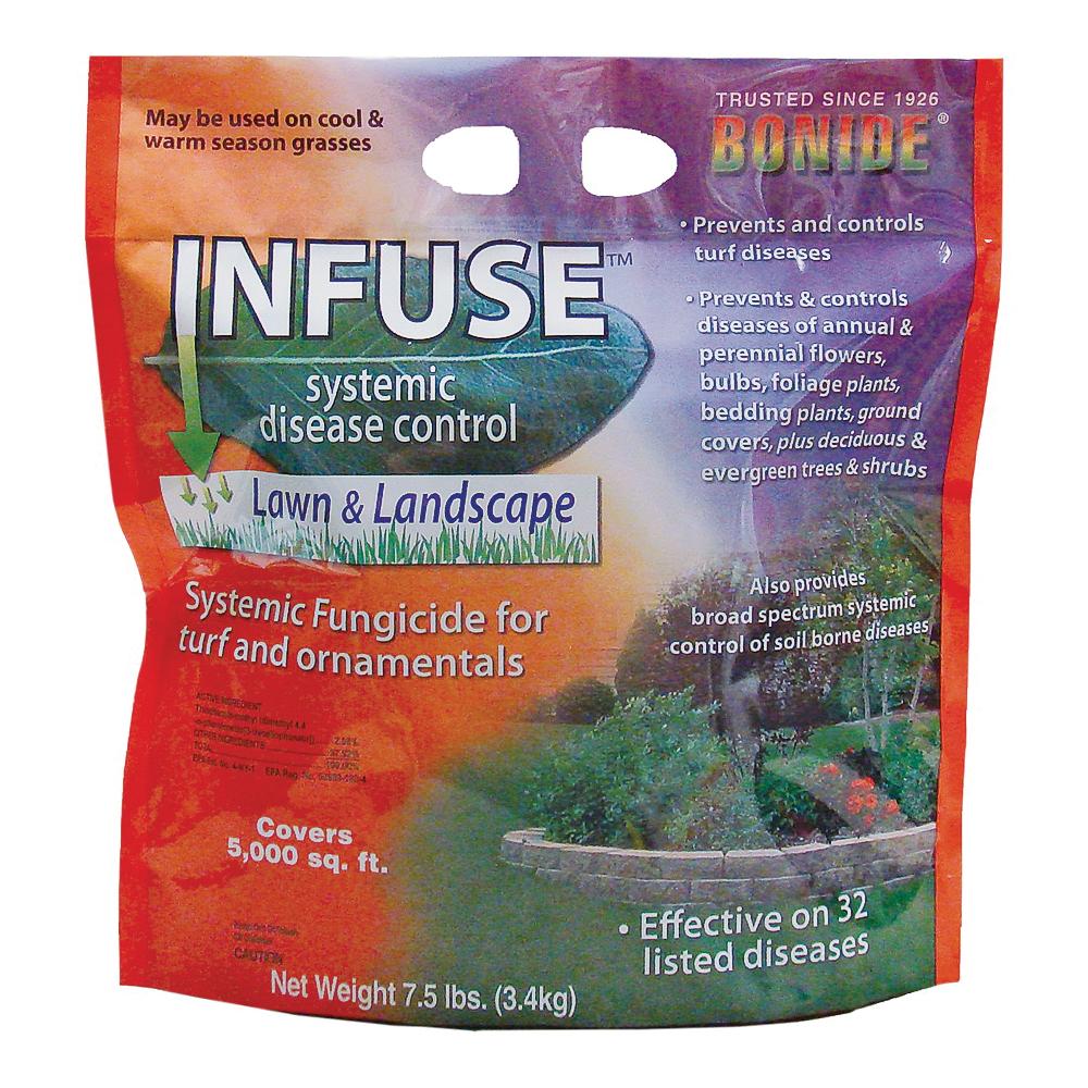 Picture of Bonide 60514 Lawn and Landscape Granules, Granular, Tan, 7.5 lb Package, Bag