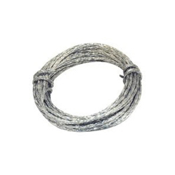 Picture of OOK 50120 Picture Hanging Wire, 9 ft L, Galvanized Steel, 5 lb