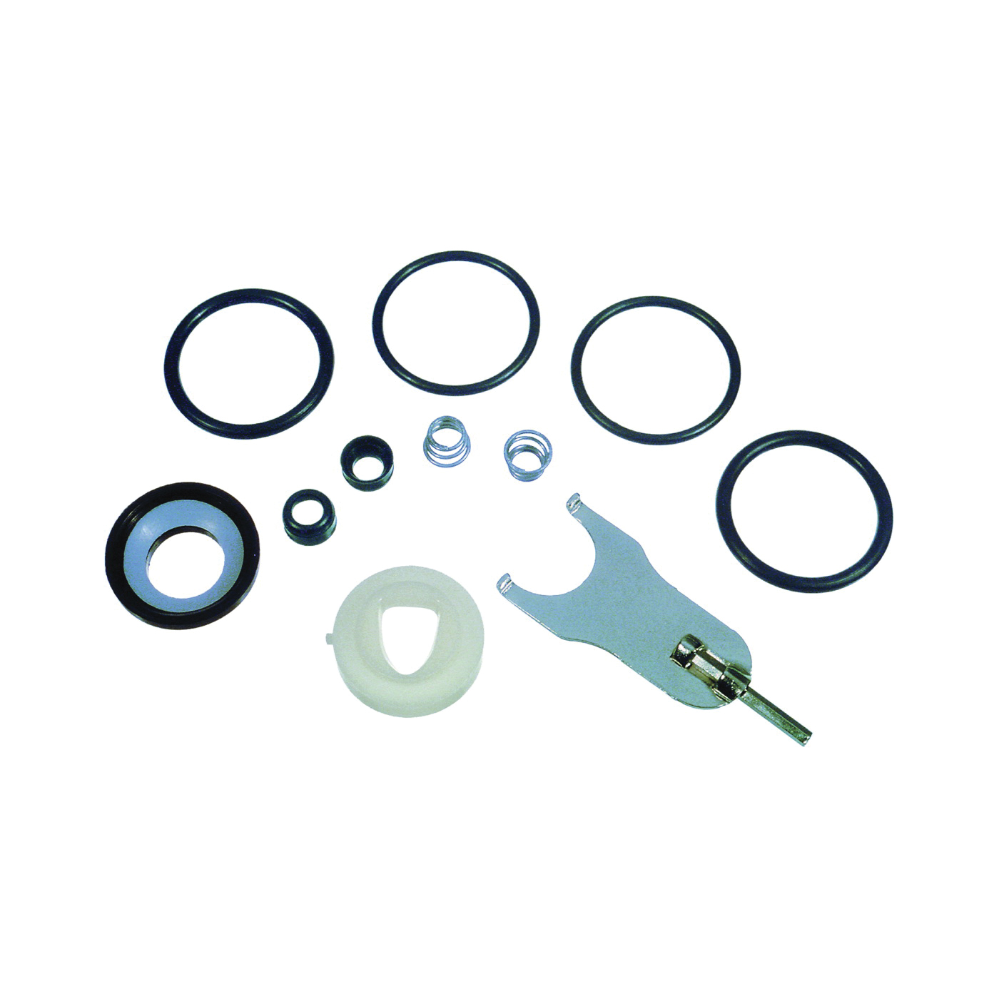 Picture of Danco DL-3 Series 80701 Cartridge Repair Kit, Stainless Steel, For: Delta Faucets with #70 Ball