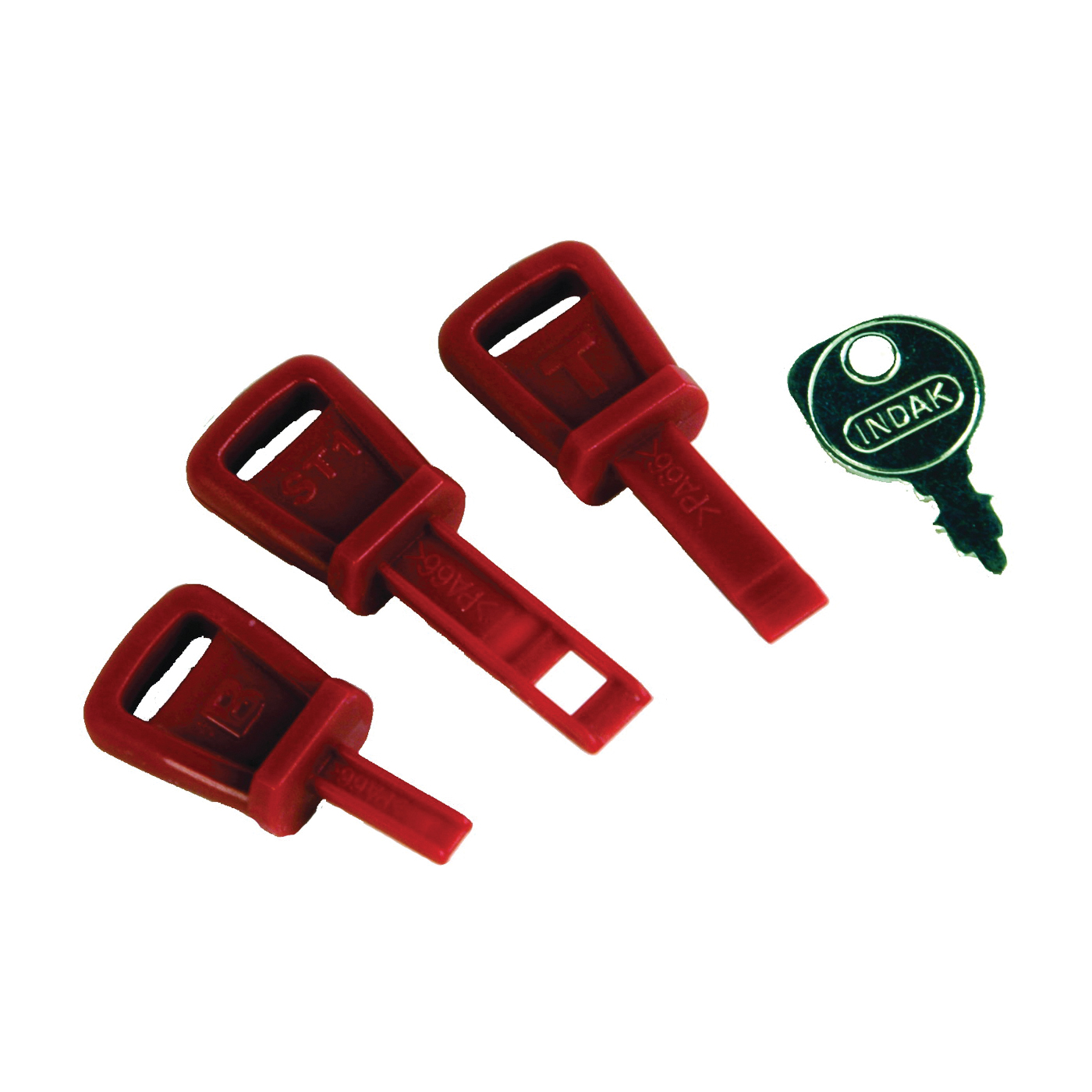 Picture of ARNOLD 490-241-0008 Snow Thrower Key Set, Universal