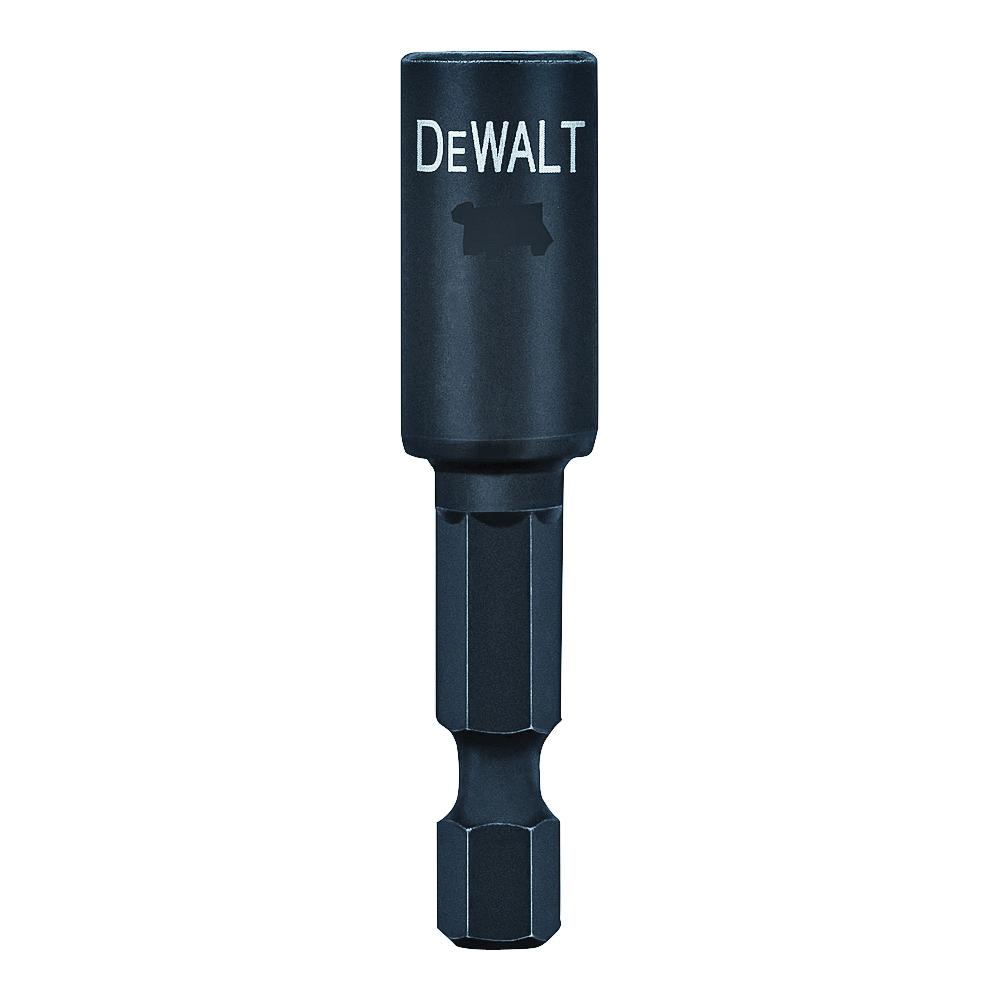 Picture of DeWALT Impact Ready DW2228IR Nut Driver, 7/16 in Drive, 2-9/16 in L, 1/4 in L Shank, Hex Shank