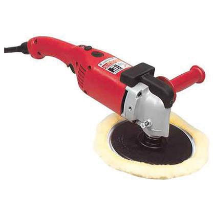 Picture of Milwaukee 5460-6 Speed Control Polisher, 120 VAC, 11 A, 5/8 to 11 in Spindle, 0 to 1750 rpm Speed