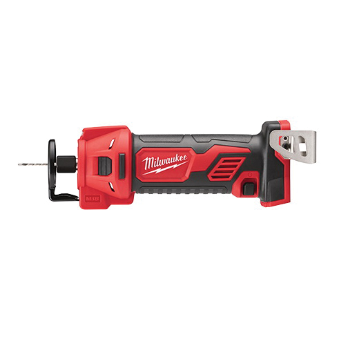 Picture of Milwaukee M18 2627-20 Cut-Out Tool, Bare Tool, 18 V Battery, 3 Ah, 1/4 in Chuck, Keyless Chuck, 28000 rpm Speed