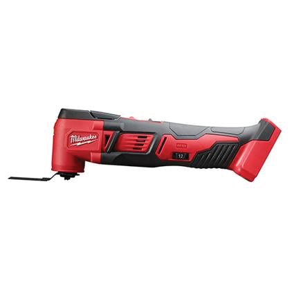 Picture of Milwaukee 2626-20 Cordless Multi-Tool, Bare Tool, 18 V Battery, 11,000 to 18,000 opm Speed, Battery Included: No