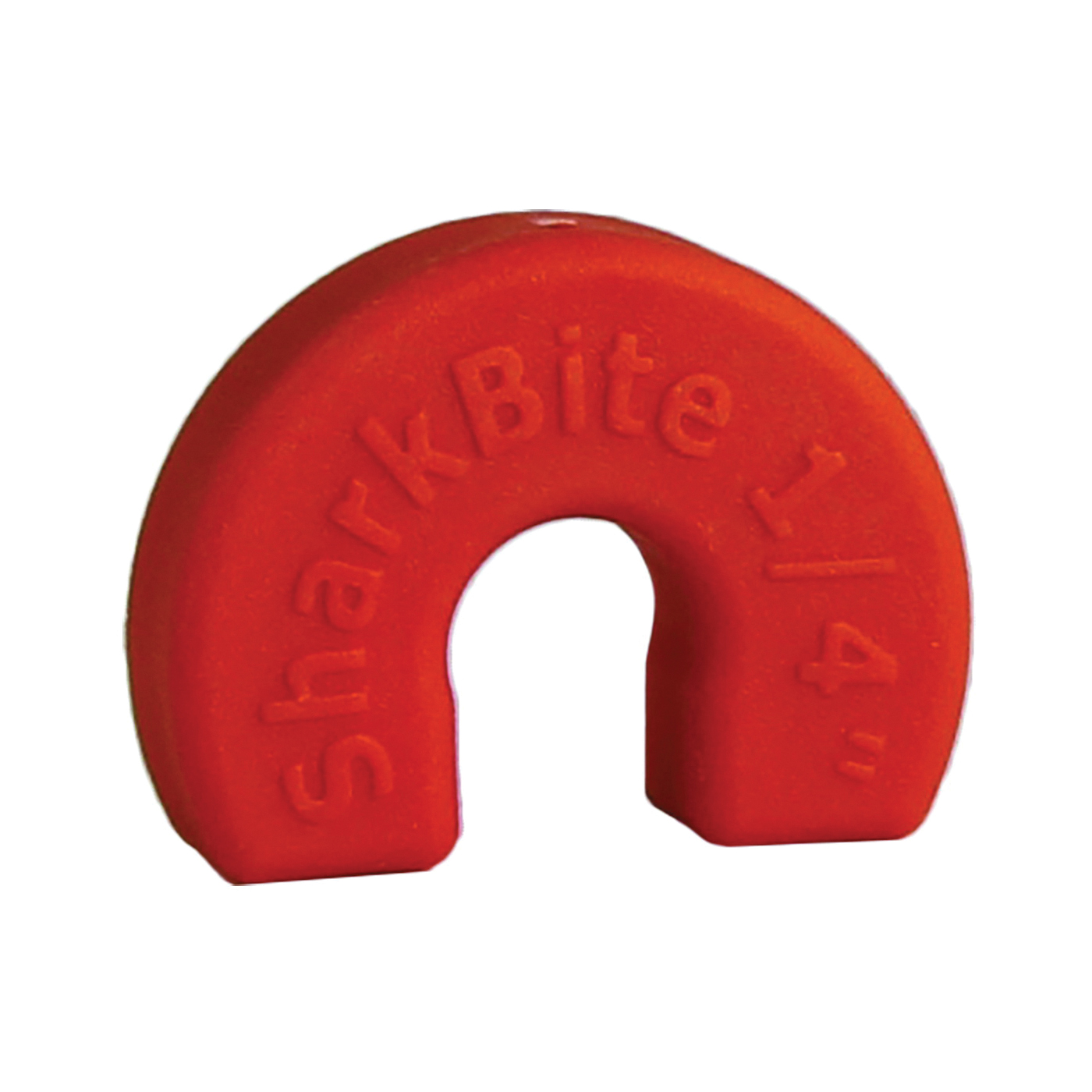 Picture of SharkBite U706A Disconnect Clip, 1/4 in, Plastic