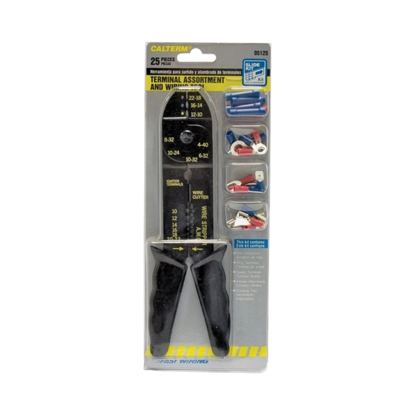 Picture of CALTERM 05125 Terminal Kit, 12 AWG Wire