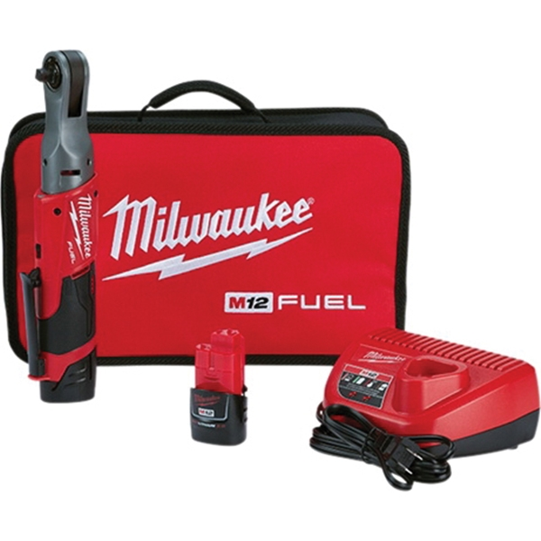 Picture of Milwaukee 2557-22 Battery Kit, 12 V Battery, 2 Ah