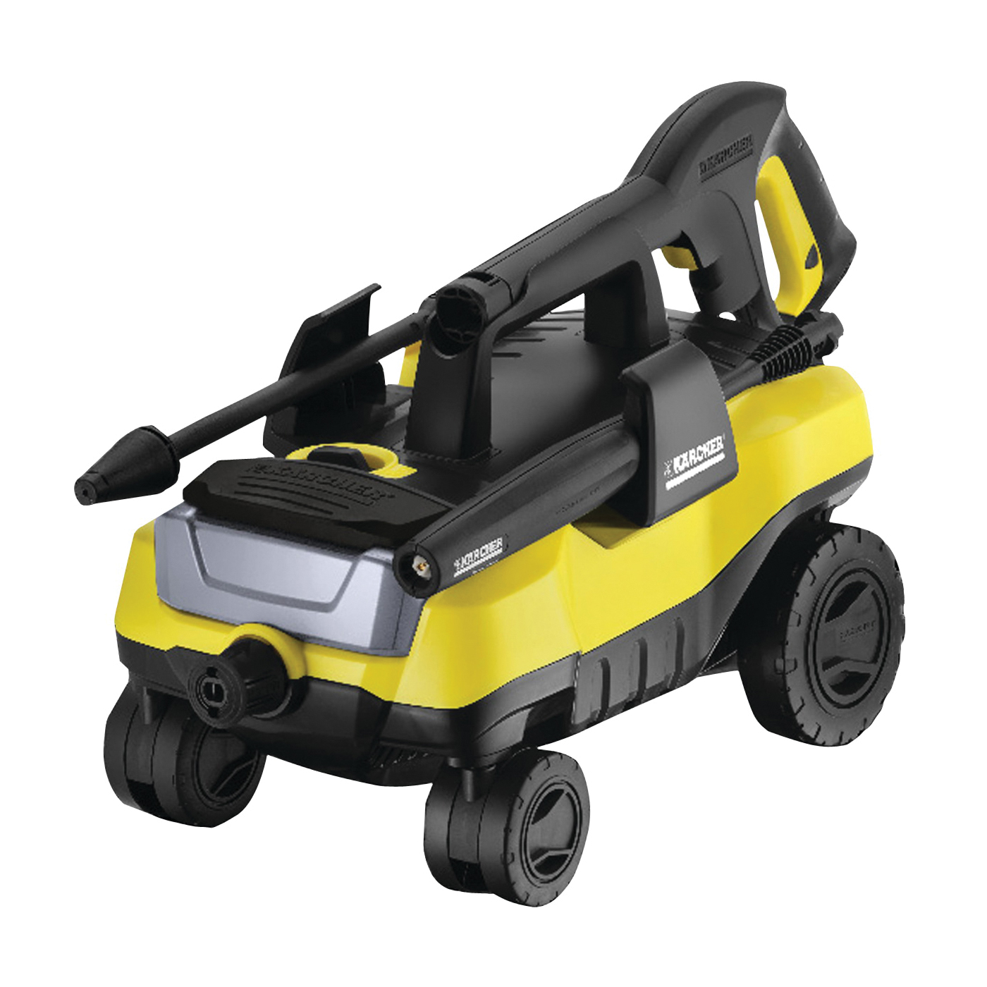 Picture of Karcher K 3 Series 1.601-990.0 Pressure Washer, 13 A, 120 V, Axial Pump, 1800 psi Operating, 1.3 gpm, Spray Nozzle