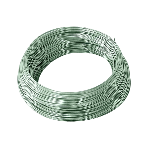 Picture of HILLMAN 50137 Utility Wire, 250 ft L, 24 Gauge, Galvanized Steel